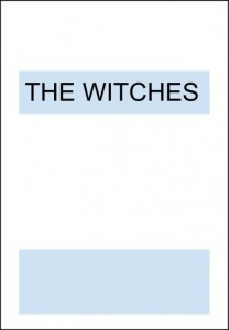 Witches poster template 1