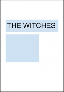 Witches poster template 2