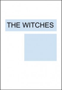 Witches poster template 3