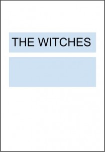 Witches poster template 4